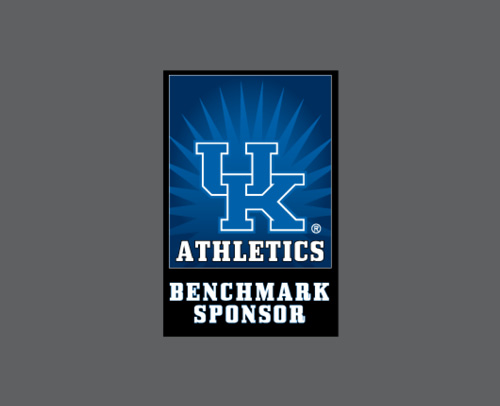 University of Kentucky Athletics Benchmark Sponsor