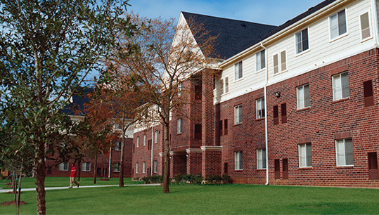 Prairie View A&M University - Privatization of the Housing