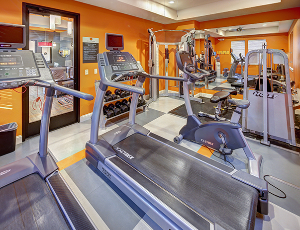 Fitness Center of 7th Street Station near Oregon State University in Corvallis, OR 97333