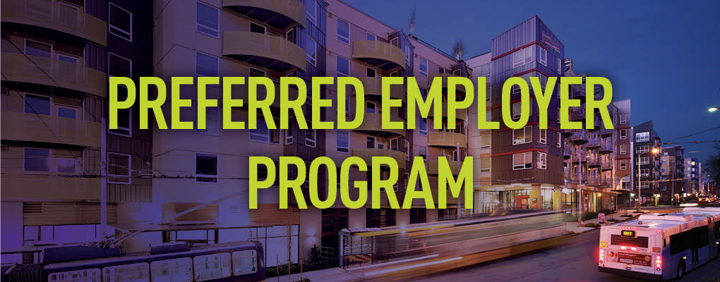 Preferred Employer Program