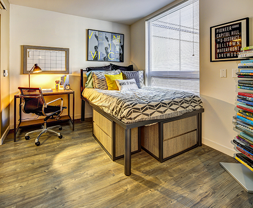 Magnificent Twelve At U District Seattle Apartments Student Housing Download Free Architecture Designs Rallybritishbridgeorg
