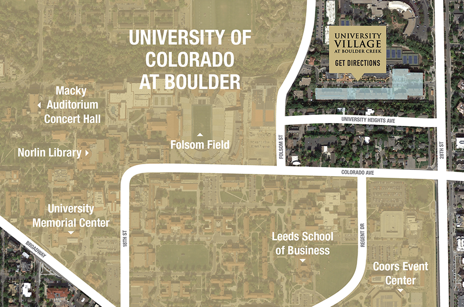 Boulder, CO Student Housing & Student Apartments