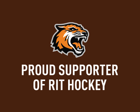 Proud Supporter of RIT Hockey