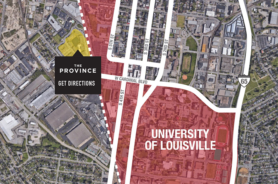 Louisville, KY Student Housing & Student Apartments
