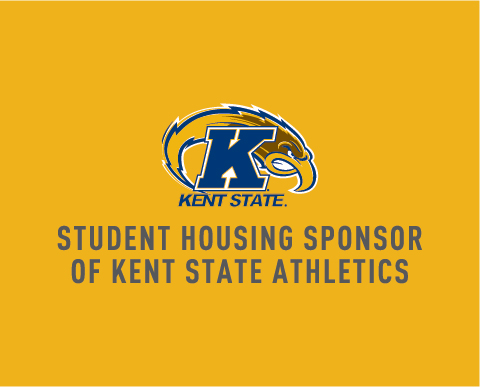 Student Housing Sponsor of Kent State Athletics
