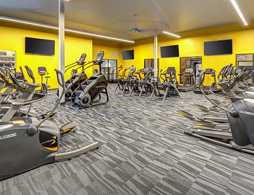 Fitness Center at U Centre on Turner