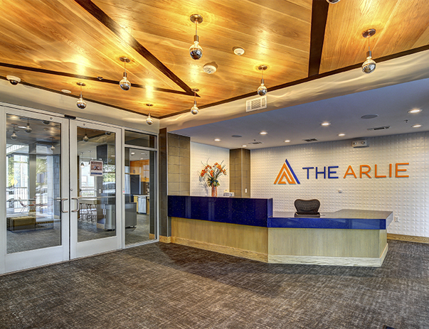 The Arlie | 1, 2, 3 & 4 BR Apartments near UTA