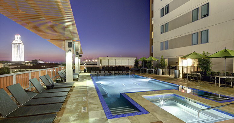 the university of texas at austin 39 s best off campus student housing