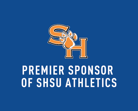 Premier sponsor of SHSU Athletics!