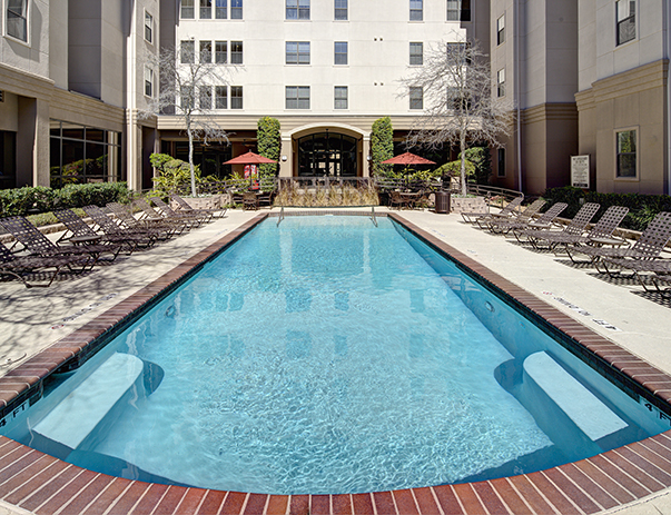 The callaway house private shared suites near texas a m - Swimming pools in college station tx ...