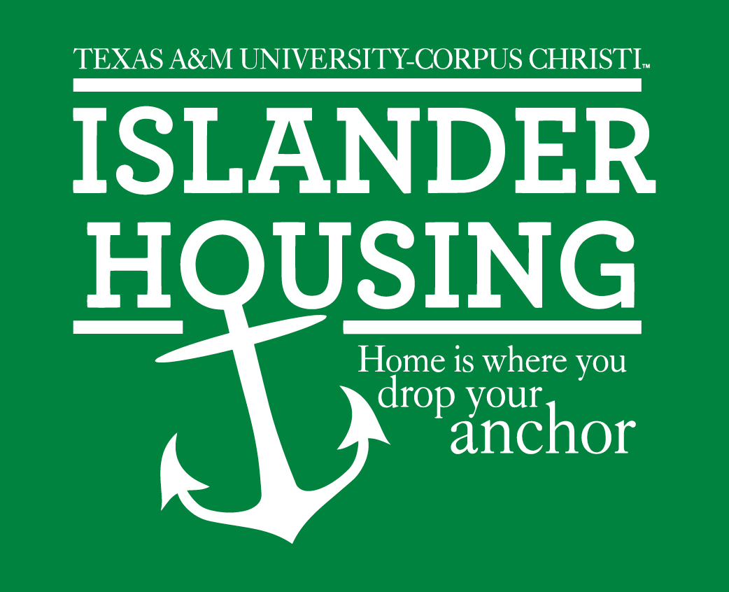 Texas A&M University-Corpus Christi | Islander Housing | Home is where you drop your anchor