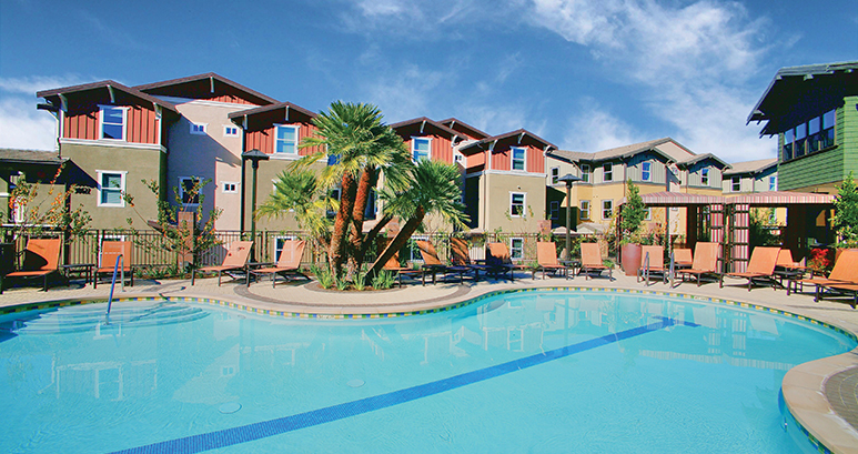 Irvine ca student housing student apartments - San diego state university swimming pool ...