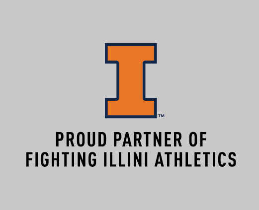 Proud Partner of Fighting Illini Athletics
