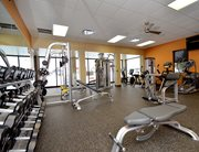Fitness center at Park Point