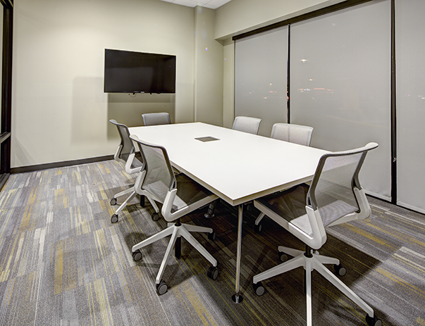 Conference Room at Plaza on University