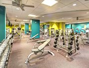 Fitness center at University Crossings