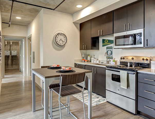 2 Bed - 2 Bath Kitchen