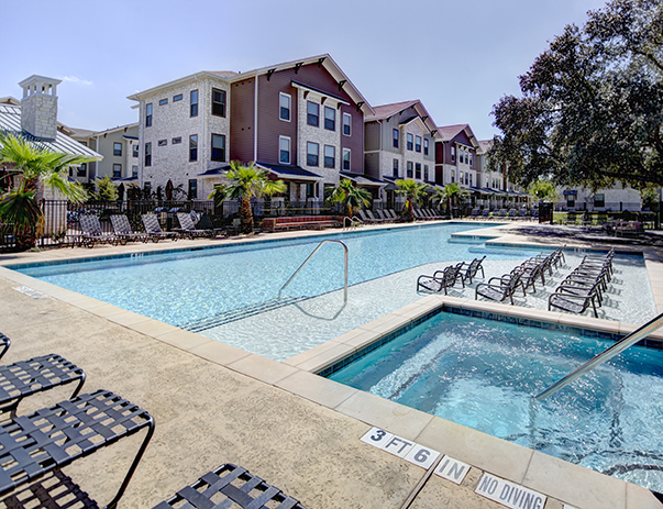 Photo gallery u centre at northgate student apartments - Swimming pools in college station tx ...