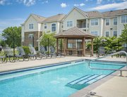 Hot tub with sundeck at The Summit & Jacob Heights