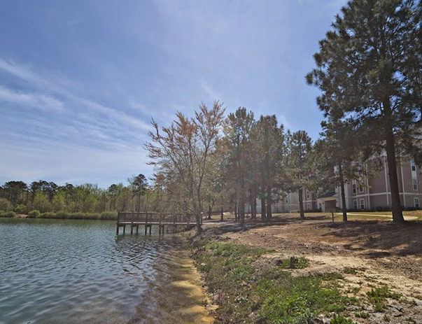 Lake at Independence Place Apartments