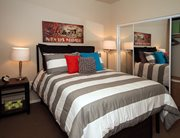 Spacious, private bedroom at Vista del Sol & Villas at Vista del Sol