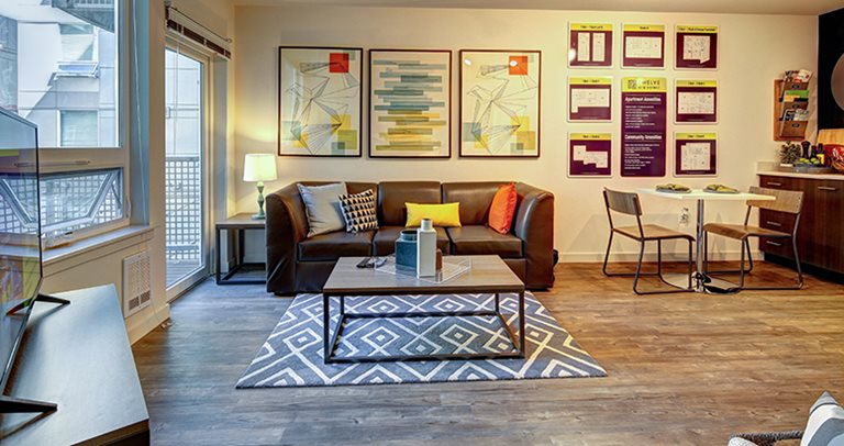 Marvelous Twelve At U District Seattle Apartments Student Housing Download Free Architecture Designs Rallybritishbridgeorg