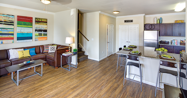 The Townhomes at Newtown Crossing Student Housing Lexington KY