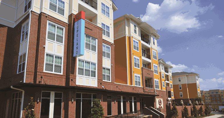 Copeland Student Housing Tallahassee FL - Apartments tallahassee near fsu