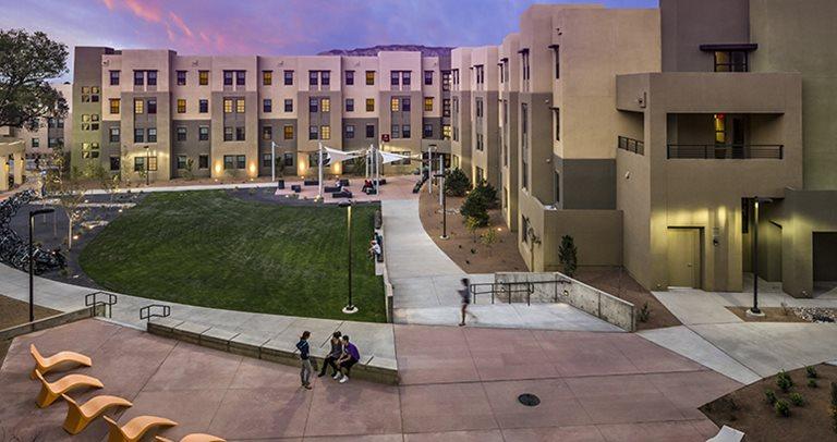 Apartments Near Unm Campus