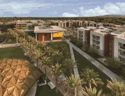 Exterior view of Vista del Sol & Villas at Vista del Sol near Arizona State University