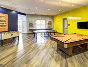 24-hour recreation center with shuffleboard, ping pong, foosball & billiards at 160 Ross